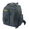 GTX Easy Compact Backpack, Black, Medium/Large, W-9in x H-9.5in x D-4.25in
