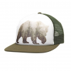 Ambler Grizzly Hat, Olive