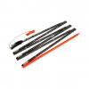 Mammut Carbon Probe 280 Fast Lock, Neon Orange