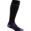Darn Tough RFL W Over-The-Calf Ultra-Light Sock Women's, Black, Large
