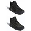 Adidas Outdoor Terrex Swift R2 Mid GTX Hiking Shoe- Men's, Night Cargo/Black/Base Green, 10