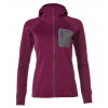Rab Superflux Hoodie - Womens, Berry, Extra Small