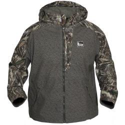 Banded Tule Lake 1/4 Zip Waterproof Hooded Pullover-Max-5-Medium