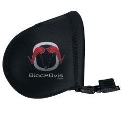 Alpine Innovations BlackOvis BowScope Sight Slicker Cover-Black-One Size