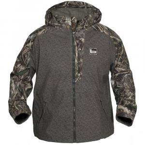 Banded Tule Lake Full Zip Waterproof Hooded Jacket