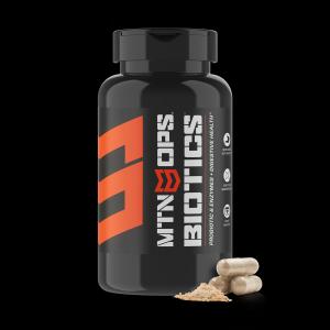MTN OPS Biotics - Probiotics & Enzymes