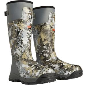 Lacrosse AlphaBurly Pro 800G Insulated Boots-Optifade Elevated II-8