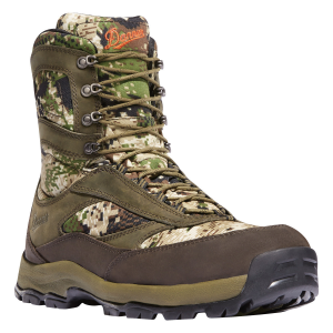 "Danner High Ground 8"" Camo Hunting Boot-Realtree Xtra-10W"