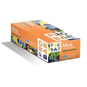 PROBAR Meal Superberry and Greens Bar - 12-Pack-Case/ 12 Pack