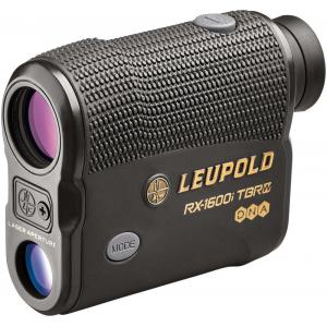 Leupold RX1600i TBR/W 6x Laser Rangefinder-Black