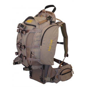 Horn Hunter Full Curl Combo Pack - Includes Hybrid Curl Frame and the Forky Day Pack-Realtree Max-1