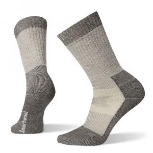 Smartwool Work Medium Crew Socks-Black-Medium