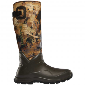 Lacrosse Aerohead Sport 3.5mm Rubber Hunting Boots-Optifade Waterfowl Marsh-8