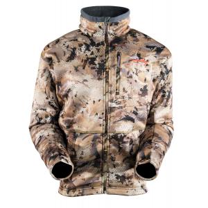 Sitka Gradient Jacket-Optifade Waterfowl Timber-Large