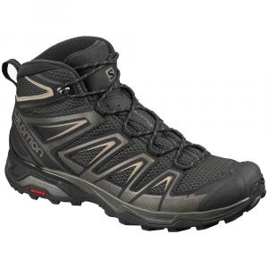Salomon X Ultra Mid 3 Aero Hiking Shoes-Peat-9