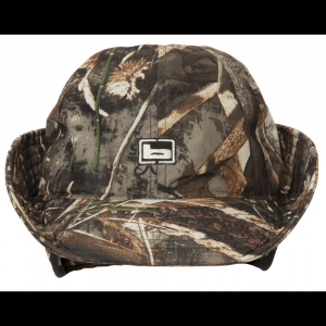 Banded Jones Cap