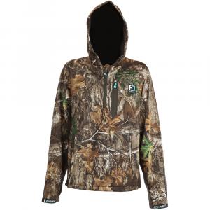 Element Outdoors Women's Prime Series Quarter Zip Jacket