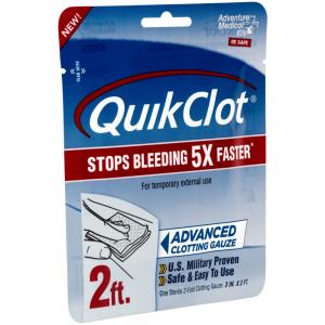 Image of Adventure Medical 3in x 2ft QuikClot Gauze