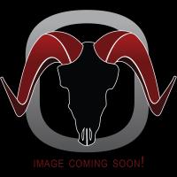 Kryptek Shield Logo Tee-Black Shirt/Red Logo-Medium