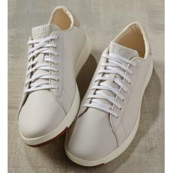 Cole Haan Grand Pro White Tennis Sneakers