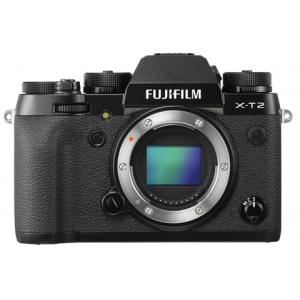 Fujifilm X-T2 Digital Camera Body (Black)