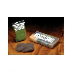 Hareline Dubbin Micro Fine Dry Fly Dub - Trico - One Size