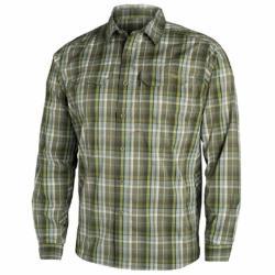 Sitka Globe Trotter Long Sleeve Shirt - Cargo Plaid - M