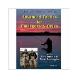 Angler's Book Supply Advanced Tactics for Emergers & Dries DVD