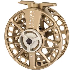 Waterworks Lamson Fly Fishing Litespeed G5 Fly Reel