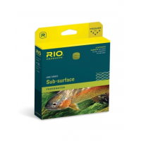 Rio Products Fly Fishing - Freshwater Aqualux Midge Tip Fly Line