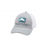 Simms - Small Fit Trout Icon Trucker H