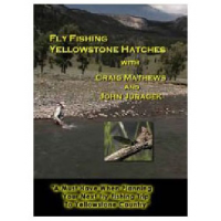 Angler's Book Supply - Fly Fishing Yellowstone Hatche