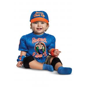 WWE John Cena Muscle Costume for Infants