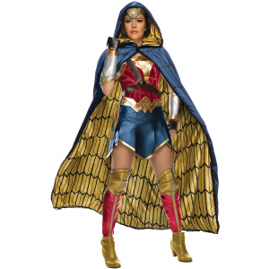 Grand Heritage Wonder Woman Costume for a Woman