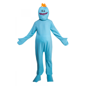 Rick and Morty Mr. Meeseeks Adult Costume
