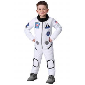Deluxe Astronaut Costume for a Toddler