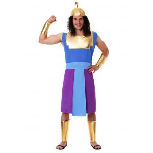 Disney Emperor's New Groove Kronk Costume for Men