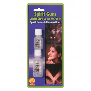 Rubies Spirit Gum Adhesive with Remover