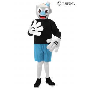 Mugman Child Costume