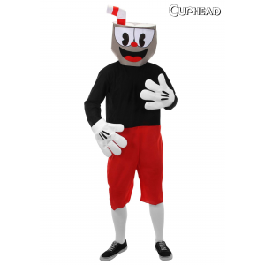 Cuphead Costume for an Adult