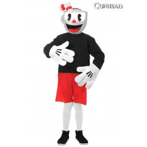 Cuphead Child Costume