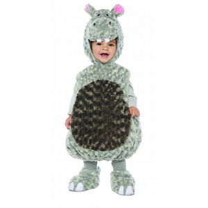 Hippo Costume for Toddlers