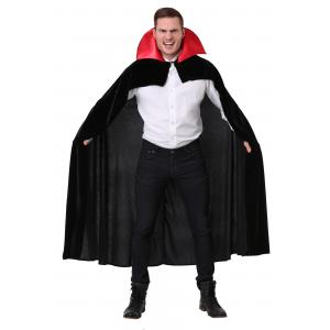 Adult Red Vampire Costume Cloak