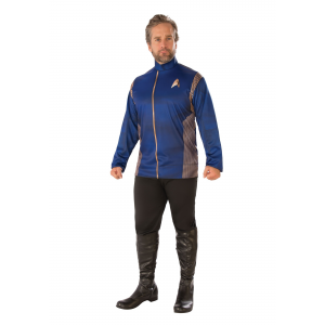 Star Trek Discovery Command Uniform Costume for Adults