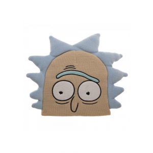 Rick and Morty Rick Big Face Beanie Hat