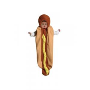 Baby Hotdog Bunting Costume