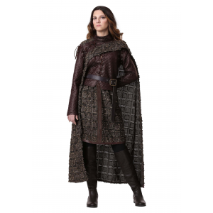 Winter Warrior Costume for Women