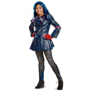 Evie Descendants 2 Child Prestige Costume