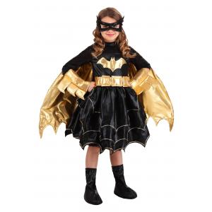 Deluxe DC Comics Batgirl Costume for Girls