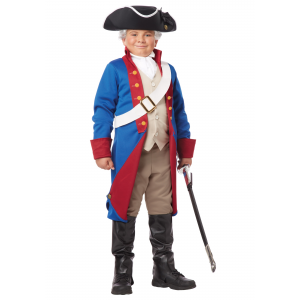 Boys American Patriot Costume